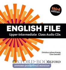 English File 3rd Edition Upper-Intermediate: Class Audio CDs (5)