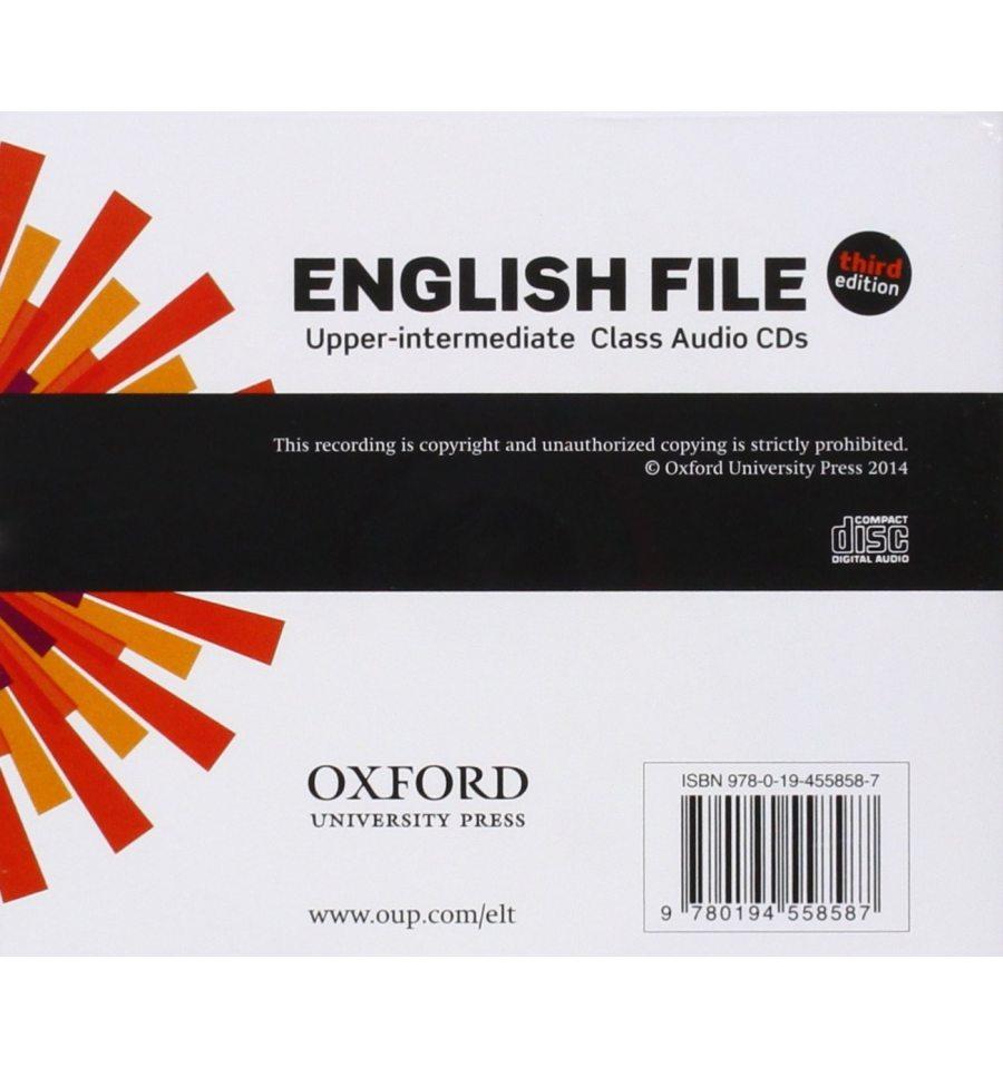 English File third edition Upper-Intermediate Class Audio ...