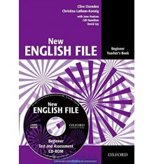 New English File Beginner: Teacher's Book with Test and Assessment CD-ROM