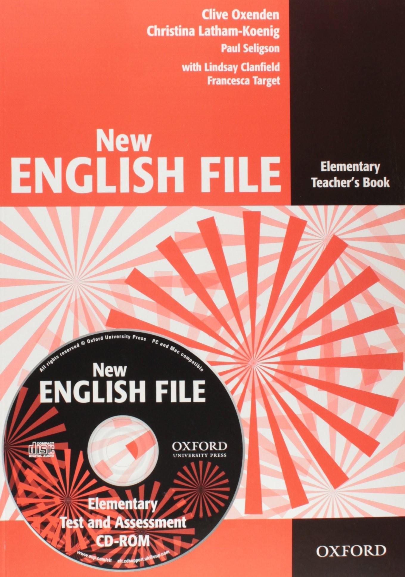 Учебник По Английскому Языку New English File