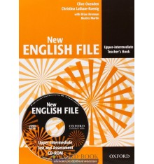 New English File Upper-Intermediate: Teacher's Book with Test and Assessment CD-ROM