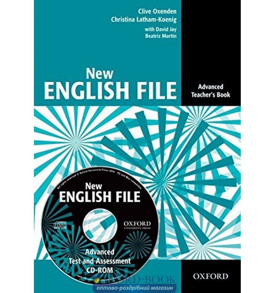 new english file advanced teachers book