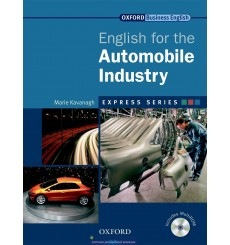 English for the Automobile Industry: Student's Book with MultiROM