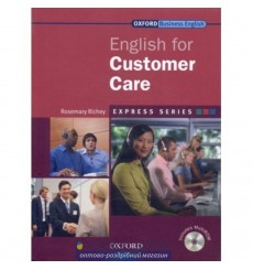 English for Customer Care: Student's Book with MultiROM