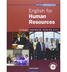 English for Human Resources: Student's Book with MultiROM