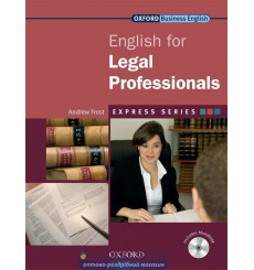 English for Legal Professionals: Student's Book with MultiROM