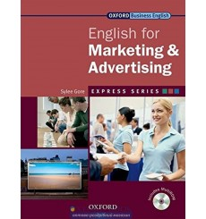 English for Marketing and Advertising: Student's Book with MultiROM