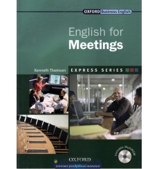 English for Meetings: Student's Book with MultiROM