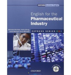 English for Pharmaceutical Industry: Student's Book with MultiROM
