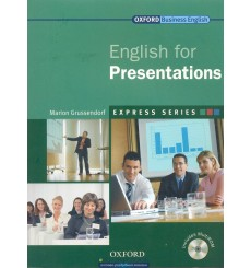 English for Presentations: Student's Book with MultiROM