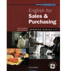 English for Sales and Purchasing: Student's Book with MultiROM