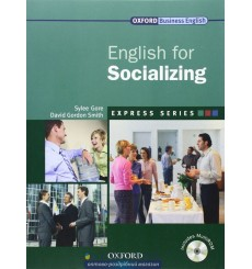 English for Socializing: Student's Book with MultiROM