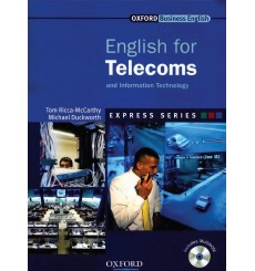 English for Telecoms and IT: Student's Book with MultiROM