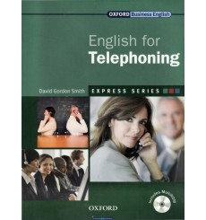 English for Telephoning: Student's Book with MultiROM