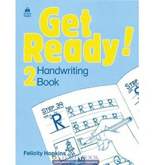 Get Ready! 2 Handwriting Book