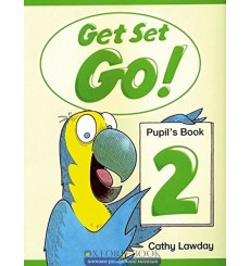 Get Set Go! 2: Pupil's Book