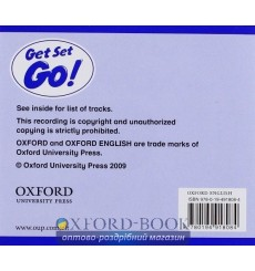 Get Set Go! 3: Class Audio CDs (2)