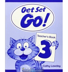 Get Set Go! 3: Teacher's Book