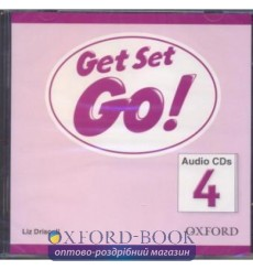 Get Set Go! 4: Class Audio CDs (2)