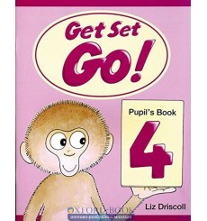 Get Set Go! 4: Pupil's Book
