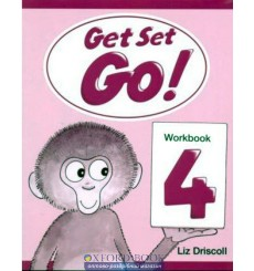 Get Set Go! 4: Workbook
