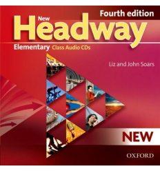 new headway elementary audio CDs (3)