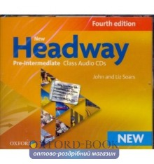 New Headway Pre-Intermediate: Class Audio CDs (3)
