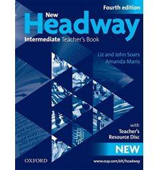 New Headway Intermediate: Teacher's Book with Teacher's Resource CD-ROM