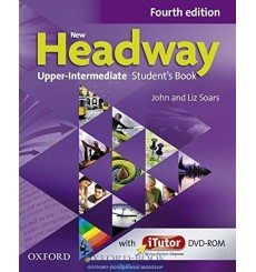 New Headway Upper-Intermediate: Student's Book with iTutor DVD