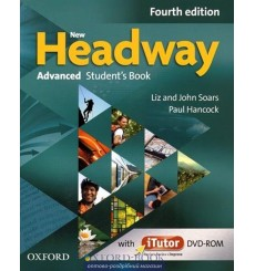 New Headway Advanced Student's Book & iTutor DVD-ROM