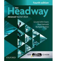 New Headway Advanced Teacher's Book & Resource Disk Pack