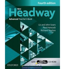New Headway Advanced Teacher's Book & Resource Disk Pack