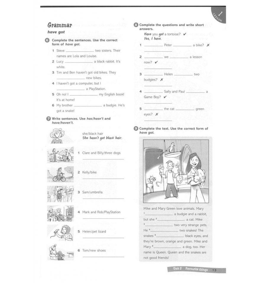 Решебник по английскому языку 6 класс oxford heroes workbook.