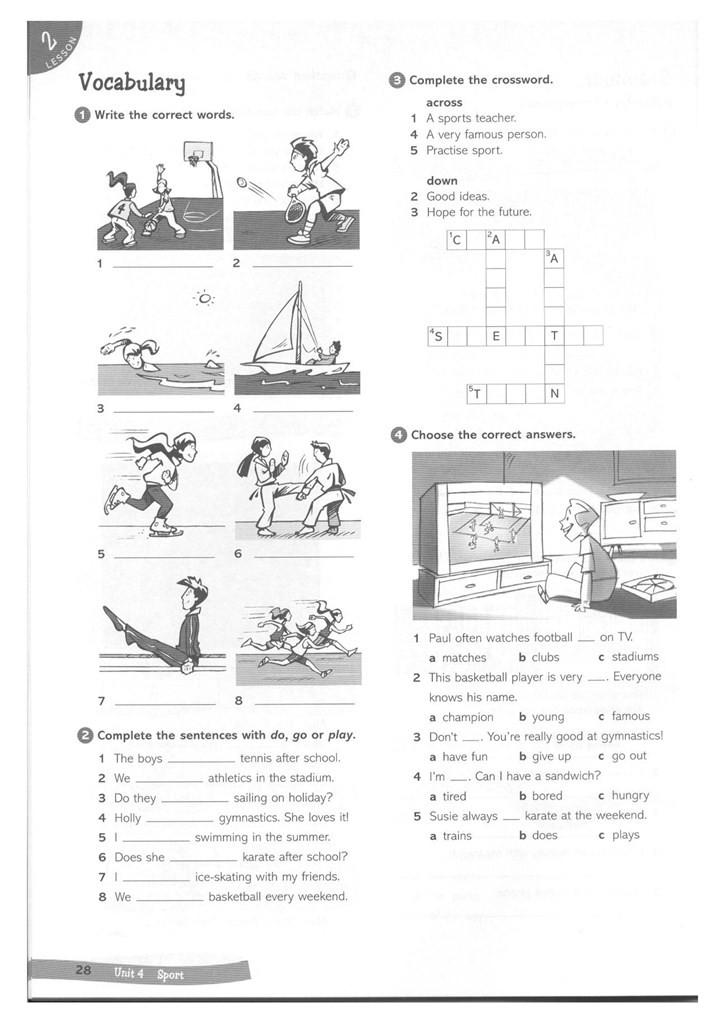 по учебнику оксфордскому английского решебник