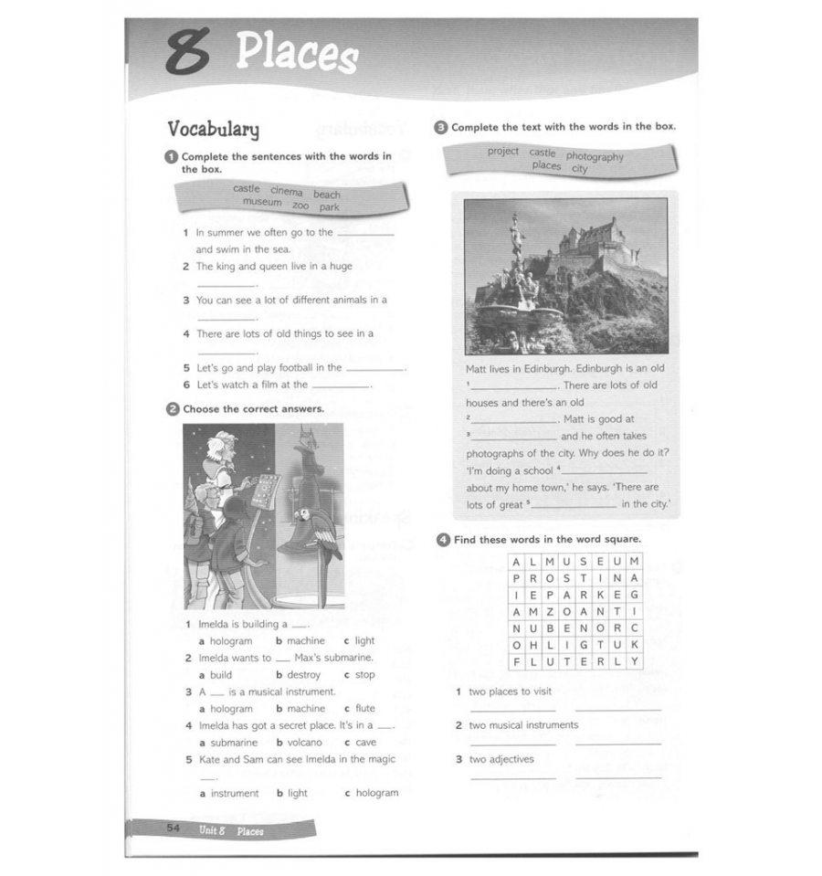 oxford heroes workbook 2 гдз