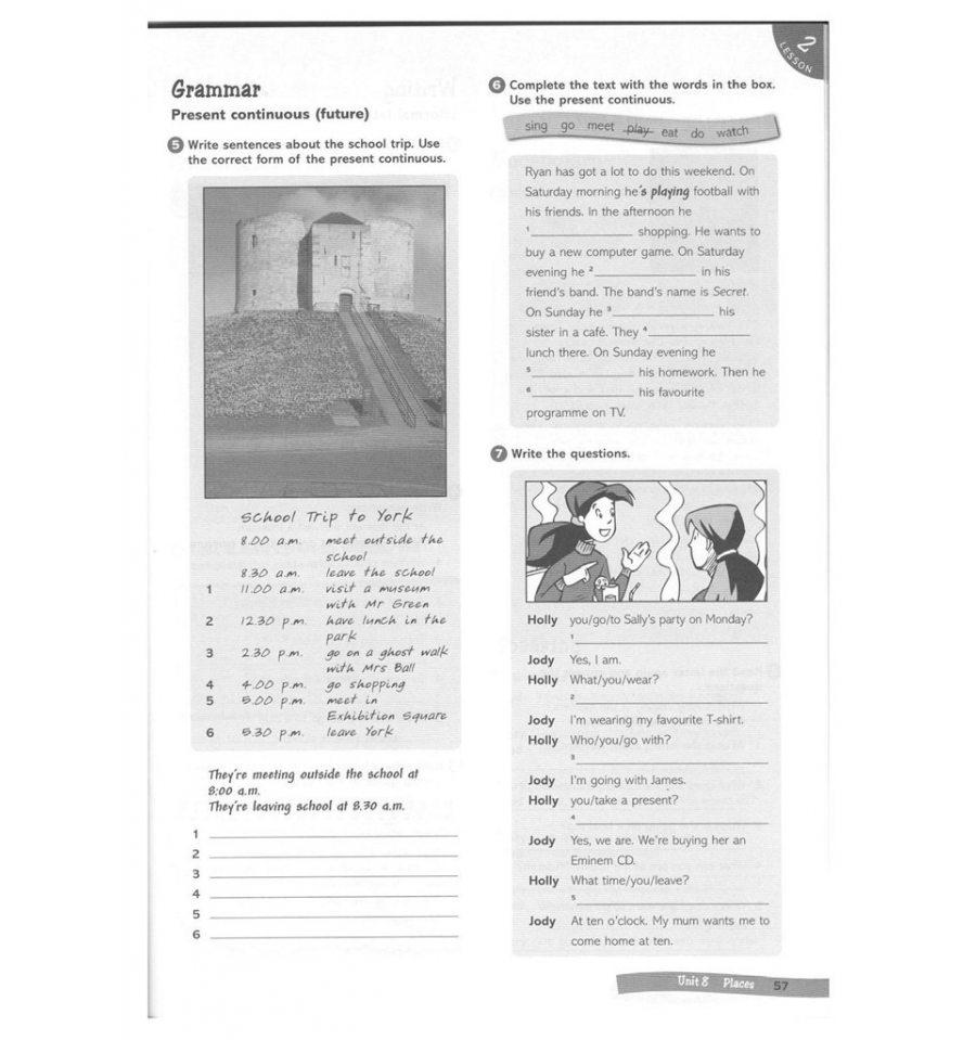 решебник oxford heroes workbook 1
