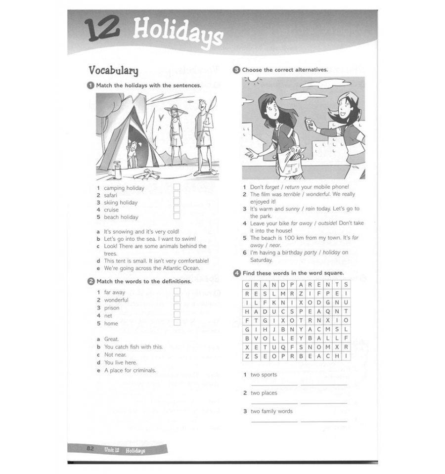 решебник oxford heroes workbook 2