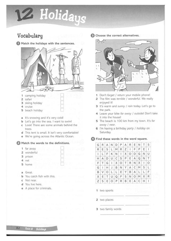Решебник английского по оксфордскому учебнику