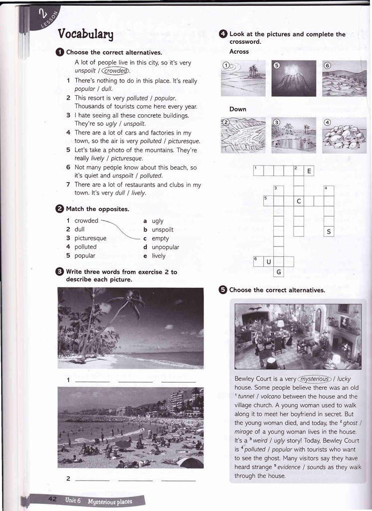 Гдз oxford heroes workbook 3