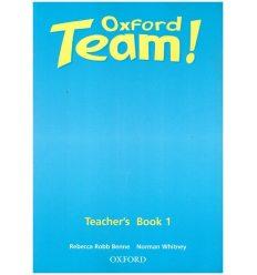 Oxford Team 1: Teacher's Book