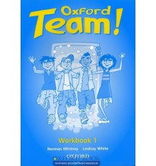 Oxford Team 1: Workbook