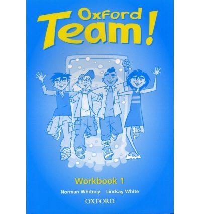 ГДЗ oxford team workbook 3