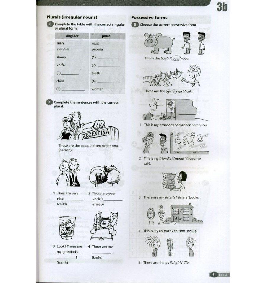 Домашняя работа по английскому языку за 5 класс оксфорд теам рабочая тетрадь