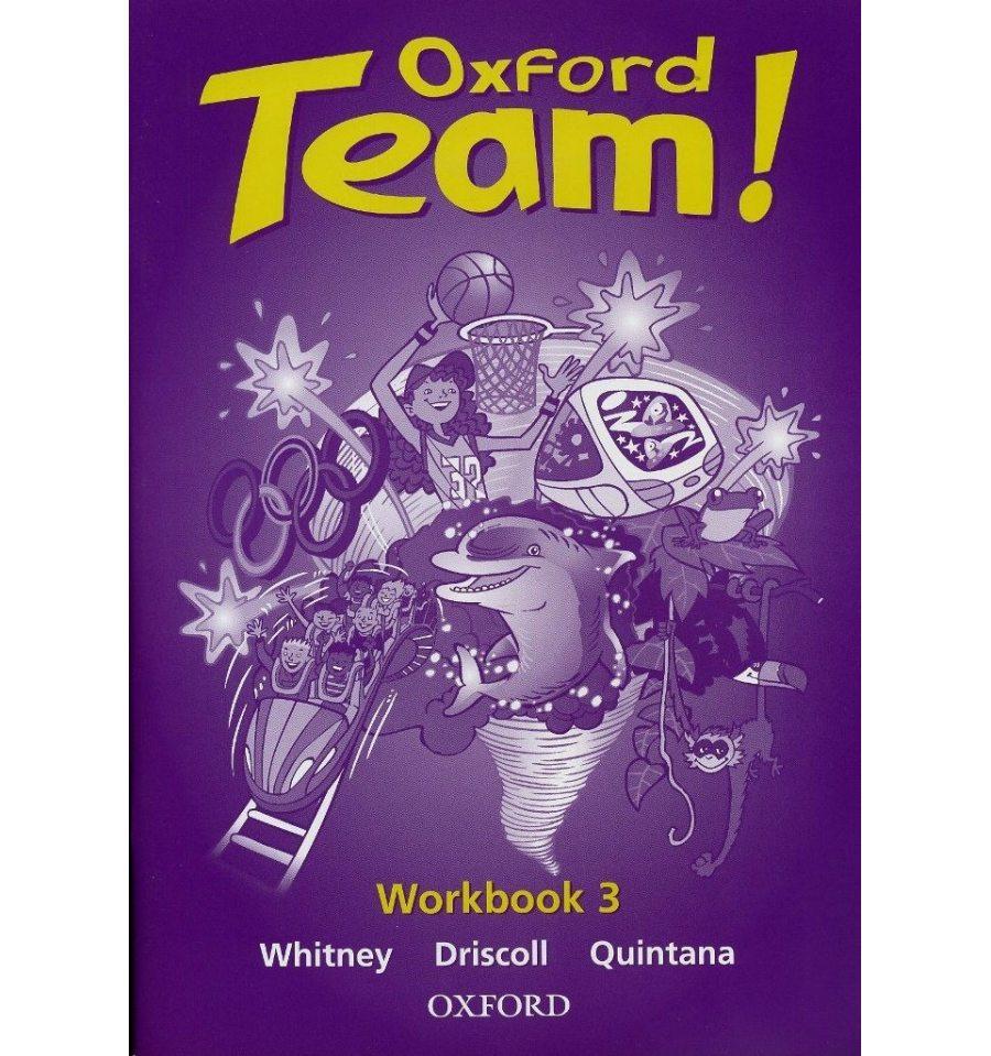 Oxford team workbook 3. скачать