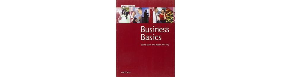 Business Basics New Edition