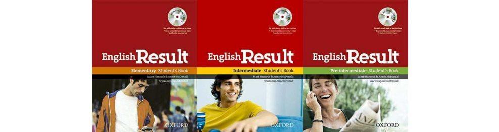 Курс English Result