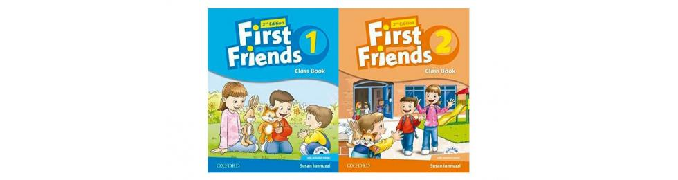 Курс First Friends 2nd Edition
