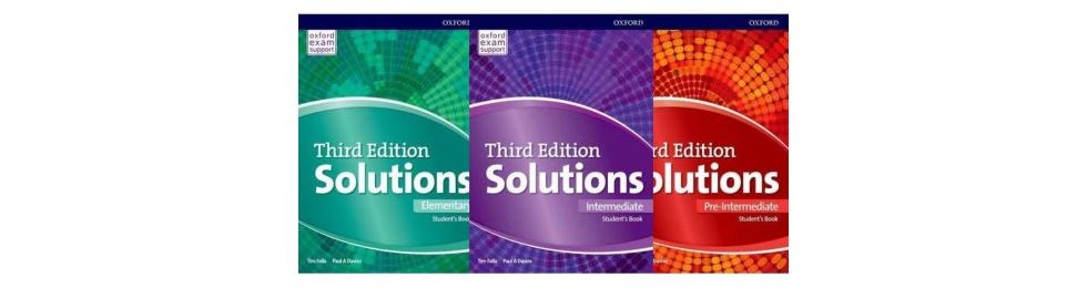 Solutions Third Edition (Ukraine)
