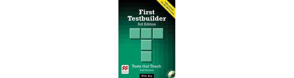 First Testbuilder