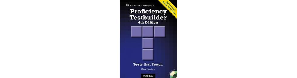Testbuilders for Proficiency